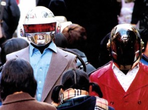 Daft Punk after work..