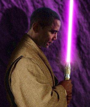 Obama Jedi?