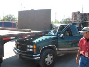 Truck vs. Trailer