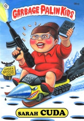Garbage Palin Kids
