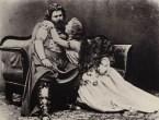 Joseph Albert – Ludwig und Malwine Schnorr von Carolsfeld – Tristan und Isolde, 1865
