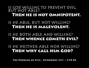 God or Not-God