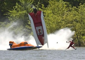 Jesus and his Hydrofoil