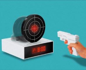 Alarming Gun O'Clock