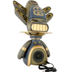 Tiki speakers