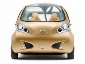 Nissan Nuvu EV