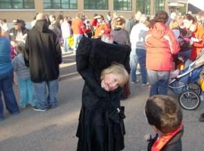 Headless Prom Queen Halloween Costume