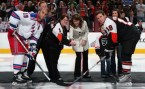 Sarah Palin Drops Puck