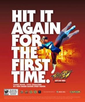 Chun Li – Street Fighter IV