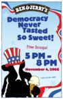 Free Food on Election Day