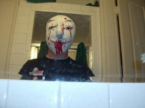 Satanic Serial Killer Mask
