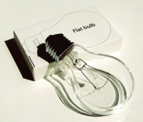 Flat Lightbulb