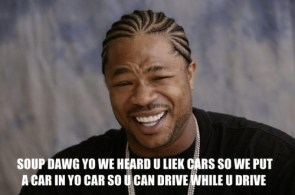 XZIBIT Going mad