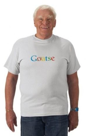 Googlized Goatse Shirt