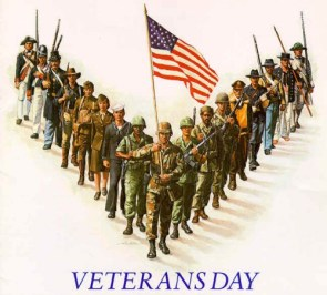 Have a great Veteran's Day Guys