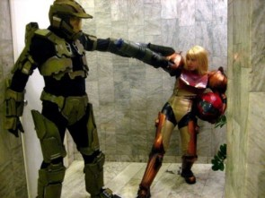 Samus Aran vs Master Chief
