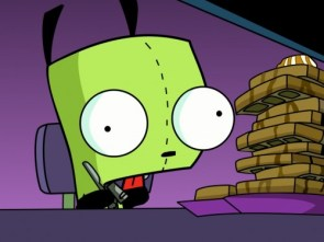 Gir Makin Waffles Wallpaper