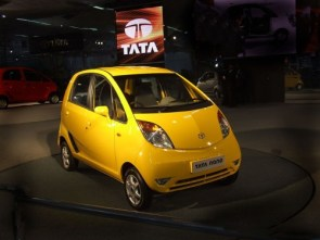 The Tata Nano… the $2500 Car from India