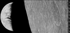 Restored: First Image of the Earth from the Moon