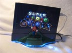 Super Mario Galaxy Wii case mod