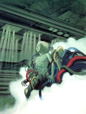 Akira: Tetsuo Transformation