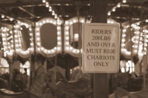 Carousel Warning