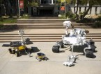 3 Generations of Mars Rovers