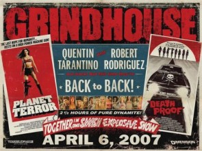 Grindhouse Movie Poster