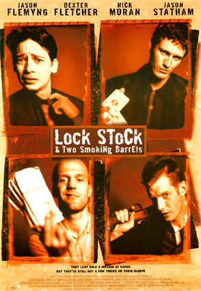 Lock,Stock And Two Smoking Barrels