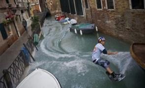 Venice Under Water