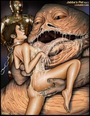 Star Wars Porn! NSFW