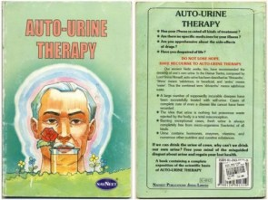 THIS IS WHAT AUTO-URINE THERAPISTS ACTUALLY BELIEVE