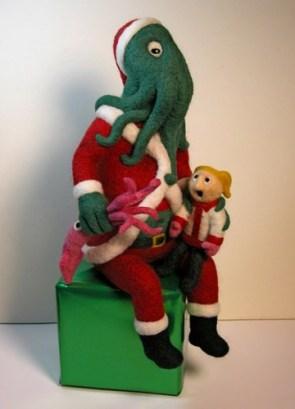 Merry Christmas!  Ho Ho AAAGH!
