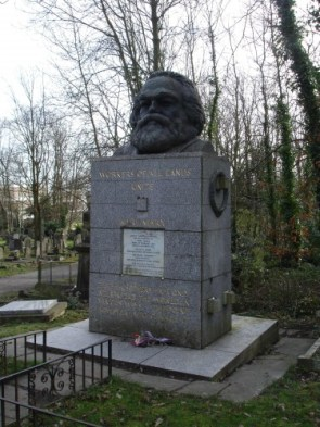 Karl Marx's Tomb