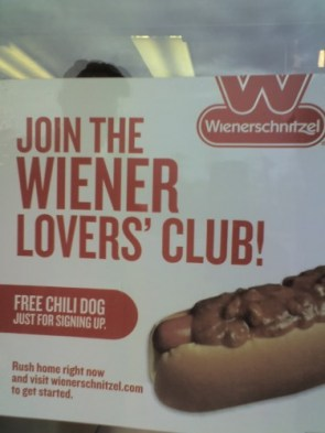 JOIN THE WIENER LOVER'S CLUB!!1
