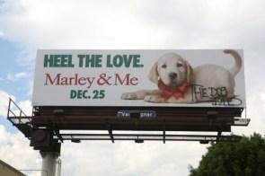Marley and Me Graffiti Spoiler