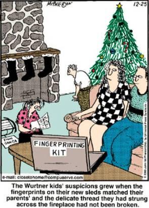 Cynical Kids at Christmas