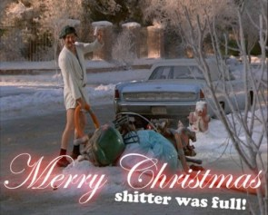 Cousin Eddie from National Lampoon`s Christmas Vacation