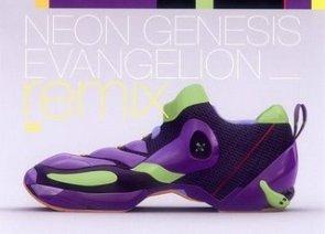 evangelion shoes