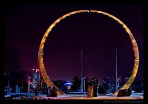 Labor Legacy Monument – Hart Plaza, Detroit, MI.