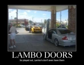 Lambo Doors