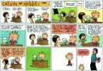 Calvin and Hobbes:  Financial Crisis