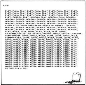 Life, explained