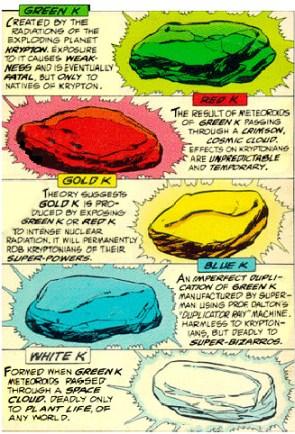 Know your kryptonite!