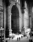 The original Penn Station