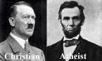 Christian VS Atheist