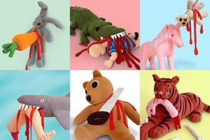 Cuddly toys of death