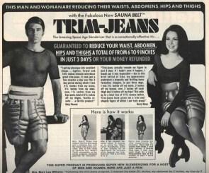 Trim-Jeans