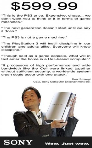 Playstation 3 quotes
