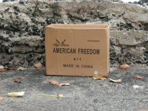 American Freedom (made in China)